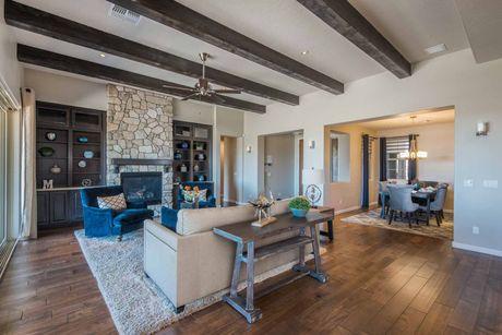 Greatroom-and-Dining-in-Pinnacle-at-Yavapai Hills-in-Prescott