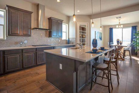 Kitchen-in-Pinnacle-at-Yavapai Hills-in-Prescott