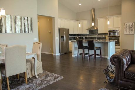 Kitchen-in-Sierra I-at-The Traditions at Mountain Gate-in-Clarkdale