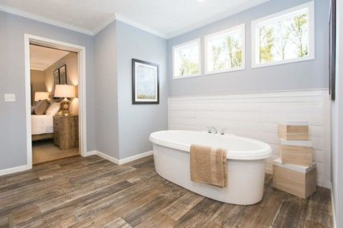 Bathroom featured in The Churchill By Manufactured Housing Consultan in Laredo, TX