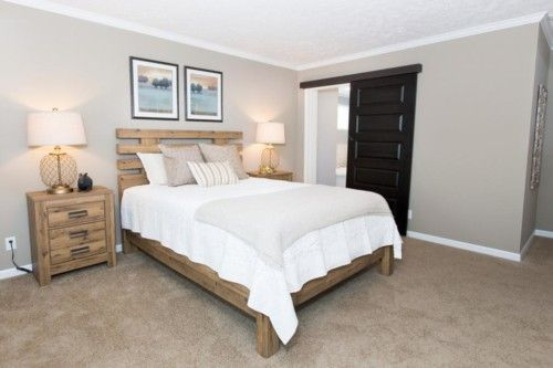 Bedroom featured in The Churchill By Manufactured Housing Consultan in Laredo, TX