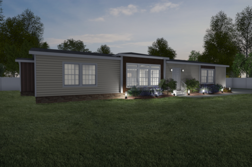 Exterior featured in The Churchill By Manufactured Housing Consultan in Corpus Christi, TX