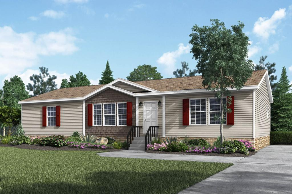 Exterior featured in The Howell By Manufactured Housing Consultan in Corpus Christi, TX