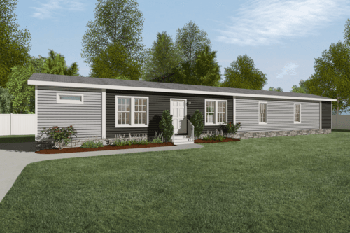 Exterior featured in The Oaklawn By Manufactured Housing Consultan in Corpus Christi, TX
