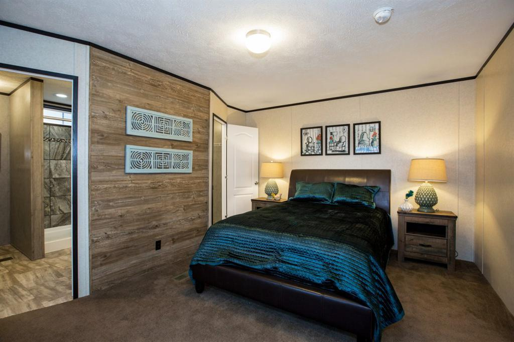 Bedroom featured in The Pad By Manufactured Housing Consultan in Laredo, TX
