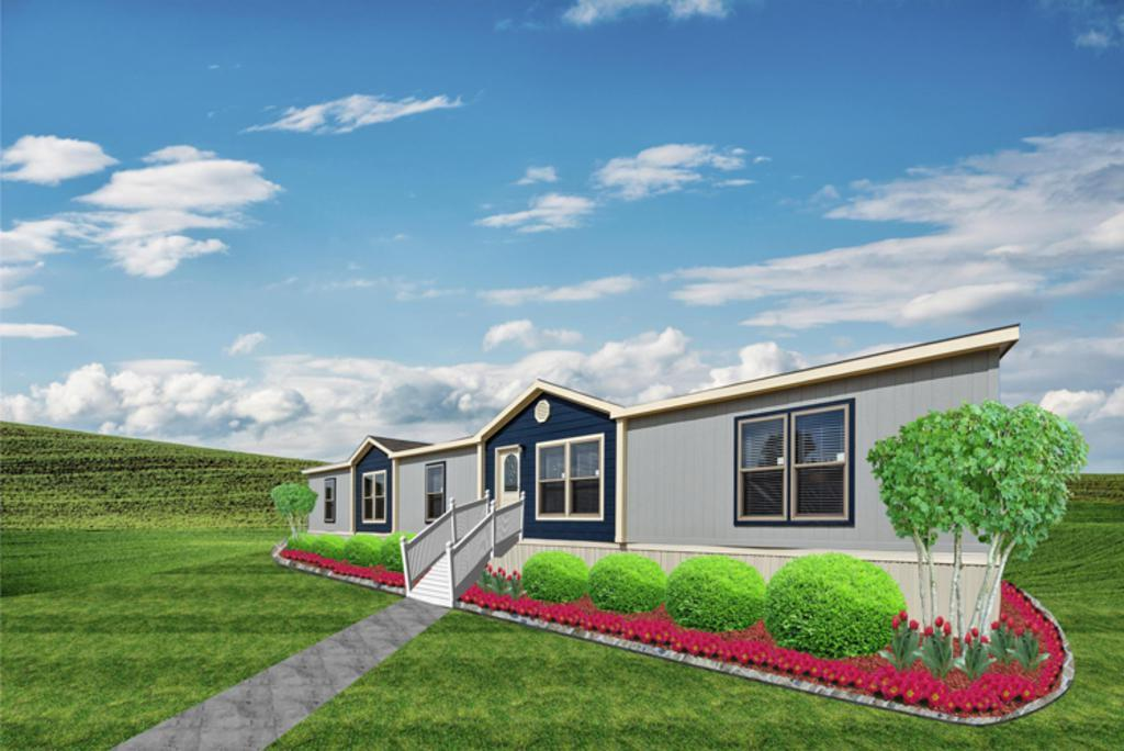 Exterior featured in The El Jefe By Manufactured Housing Consultan in Corpus Christi, TX