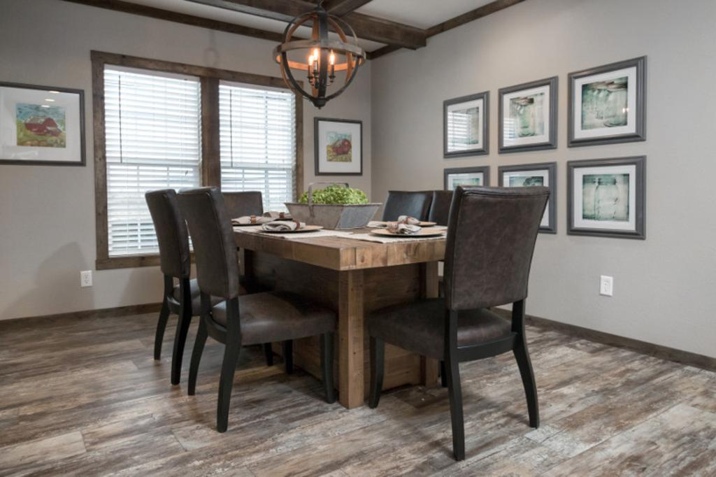 Living Area featured in The Littlefield By Manufactured Housing Consultan in Corpus Christi, TX