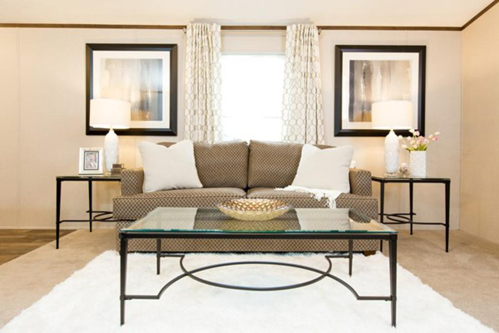 Living Area featured in The Bliss By Manufactured Housing Consultan in Laredo, TX