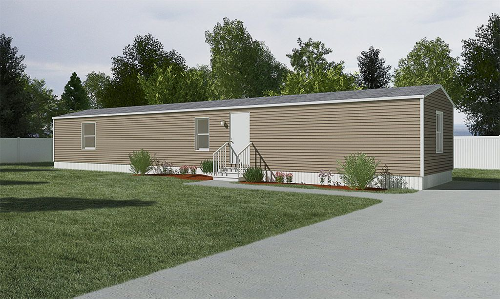 Exterior featured in The Euphoria By Manufactured Housing Consultan in Corpus Christi, TX
