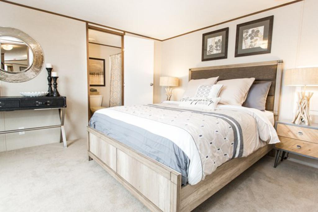 Bedroom featured in The Euphoria By Manufactured Housing Consultan in Laredo, TX