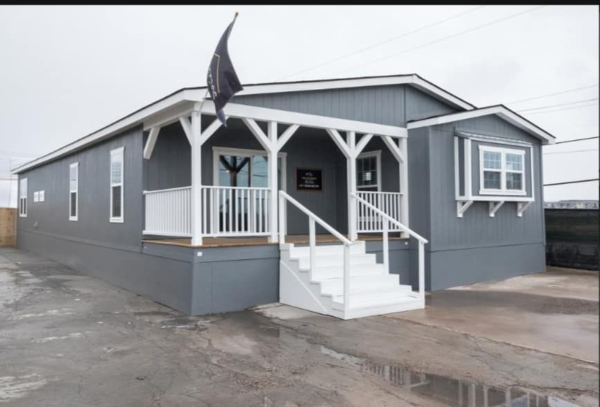 Exterior featured in The Littlefield By Manufactured Housing Consultan in Corpus Christi, TX