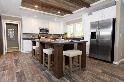 Kitchen-in-The Churchill-at-Manufactured Housing Consultants - New Braunfels-in-New Braunfels