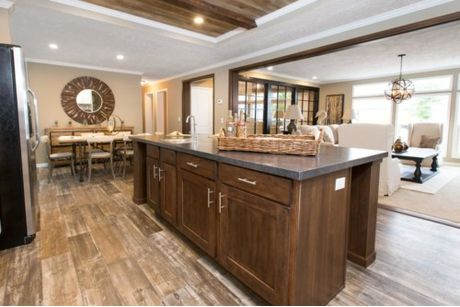 Wet-Bar-in-The Churchill-at-Manufactured Housing Consultants - Laredo-in-Laredo