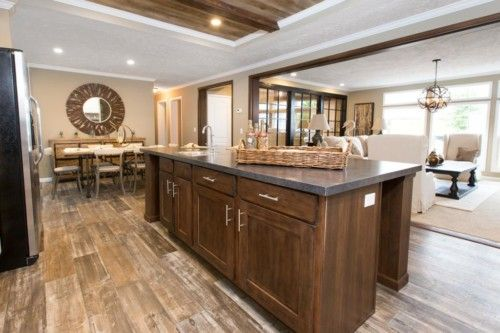 Wet-Bar-in-The Churchill-at-Manufactured Housing Consultants - Corpus Christi-in-Corpus Christi