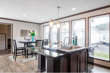 Dining-in-The Howell-at-Manufactured Housing Consultants - Corpus Christi-in-Corpus Christi