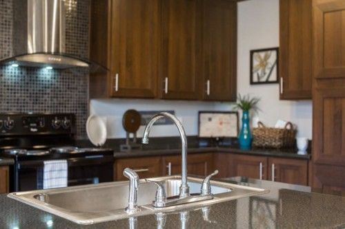 Kitchen-in-The Howell-at-Manufactured Housing Consultants - Corpus Christi-in-Corpus Christi