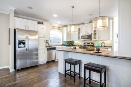 Kitchen-in-The Lloyd-at-Manufactured Housing Consultants - Von Ormy-in-Von Ormy