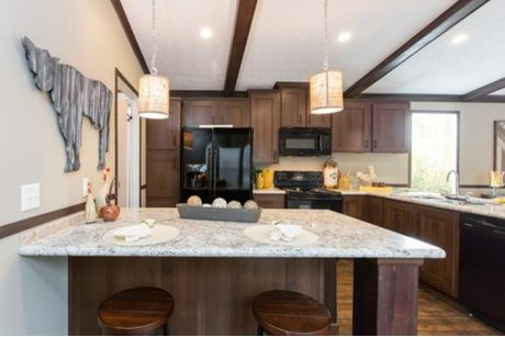 Kitchen-in-The Oaklawn-at-Manufactured Housing Consultants - New Braunfels-in-New Braunfels