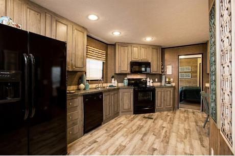 Kitchen-in-The Pad-at-Manufactured Housing Consultants - Corpus Christi-in-Corpus Christi