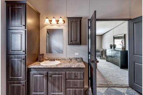 Kitchen-in-The El Jefe-at-Manufactured Housing Consultants - Corpus Christi-in-Corpus Christi