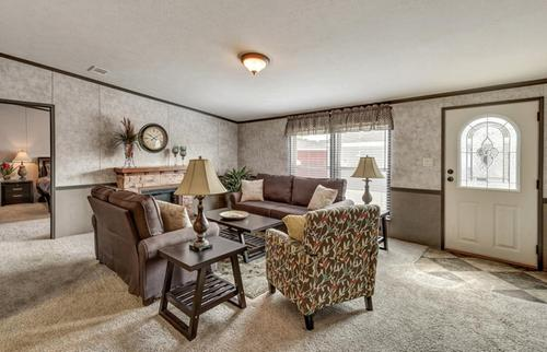 Greatroom-in-The El Jefe-at-Manufactured Housing Consultants - Laredo-in-Laredo