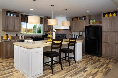 Kitchen-in-The Drake-at-Manufactured Housing Consultants - Corpus Christi-in-Corpus Christi