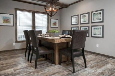 Dining-in-The Littlefield-at-Manufactured Housing Consultants - Laredo-in-Laredo