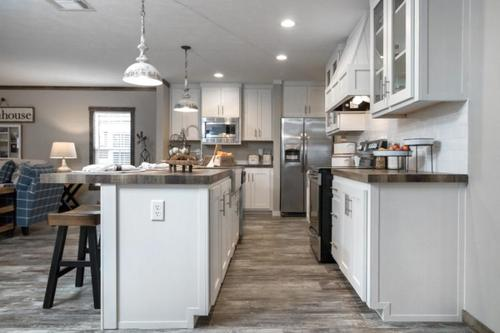 Kitchen-in-The Littlefield-at-Manufactured Housing Consultants - Laredo-in-Laredo
