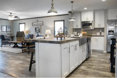 Kitchen-in-The Littlefield-at-Manufactured Housing Consultants - Corpus Christi-in-Corpus Christi
