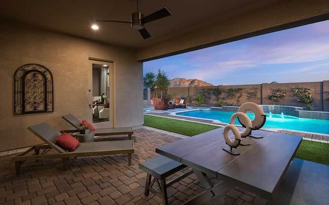 Exterior:Backyard Patio