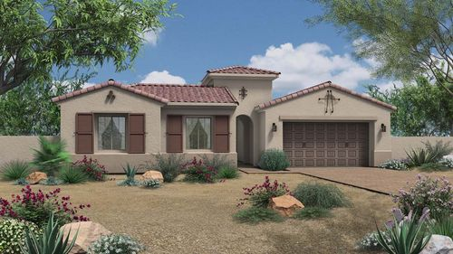 Verrado new homes in phoenix mesa az for Verrado home builders