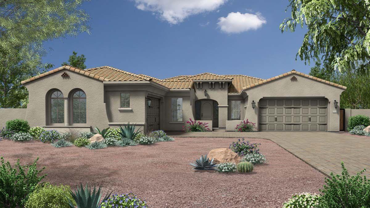 Camelback Plan, Oro Valley, Arizona 85755