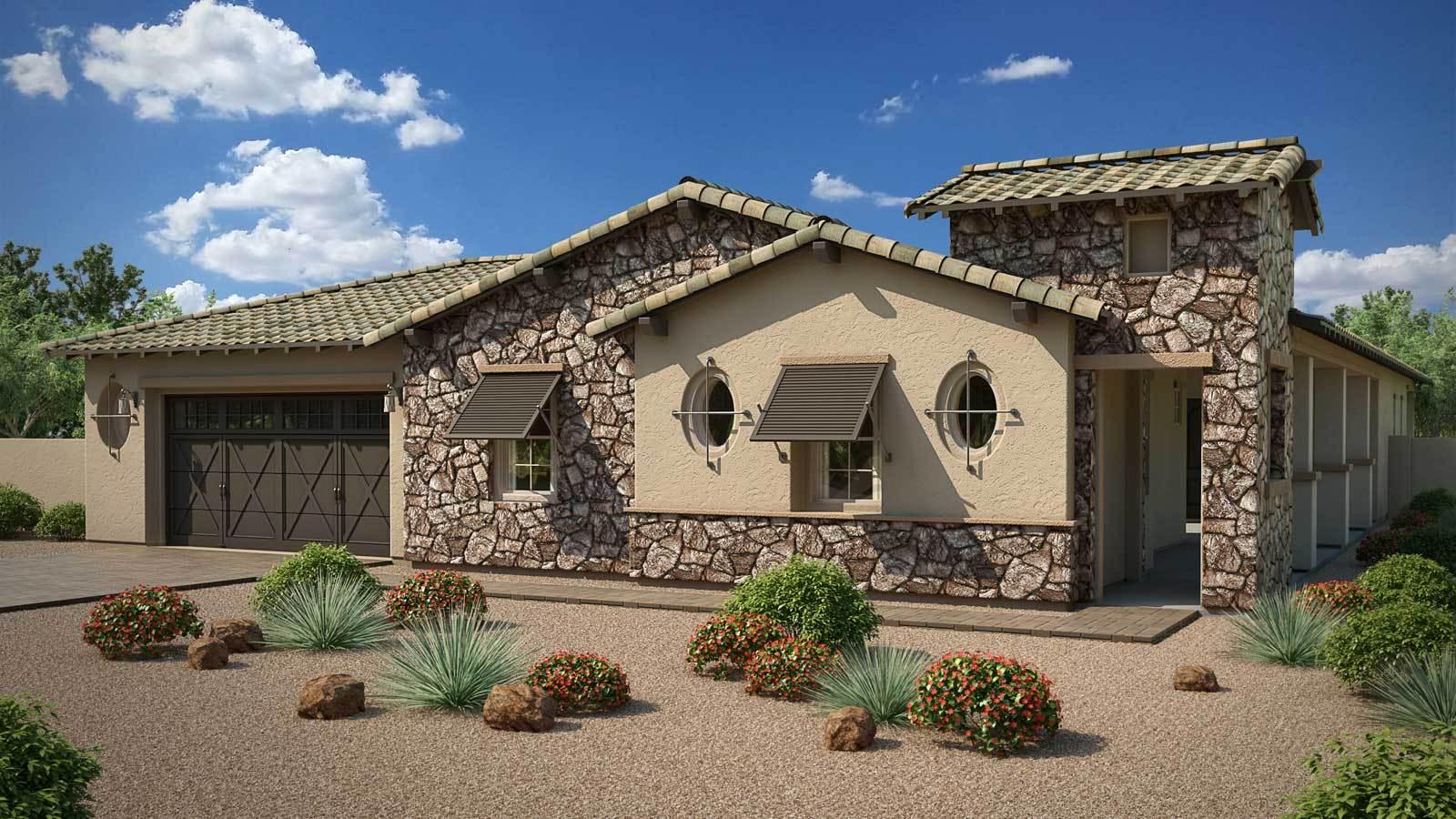 Jade   Mission Estates: Chandler, Arizona   Maracay Homes