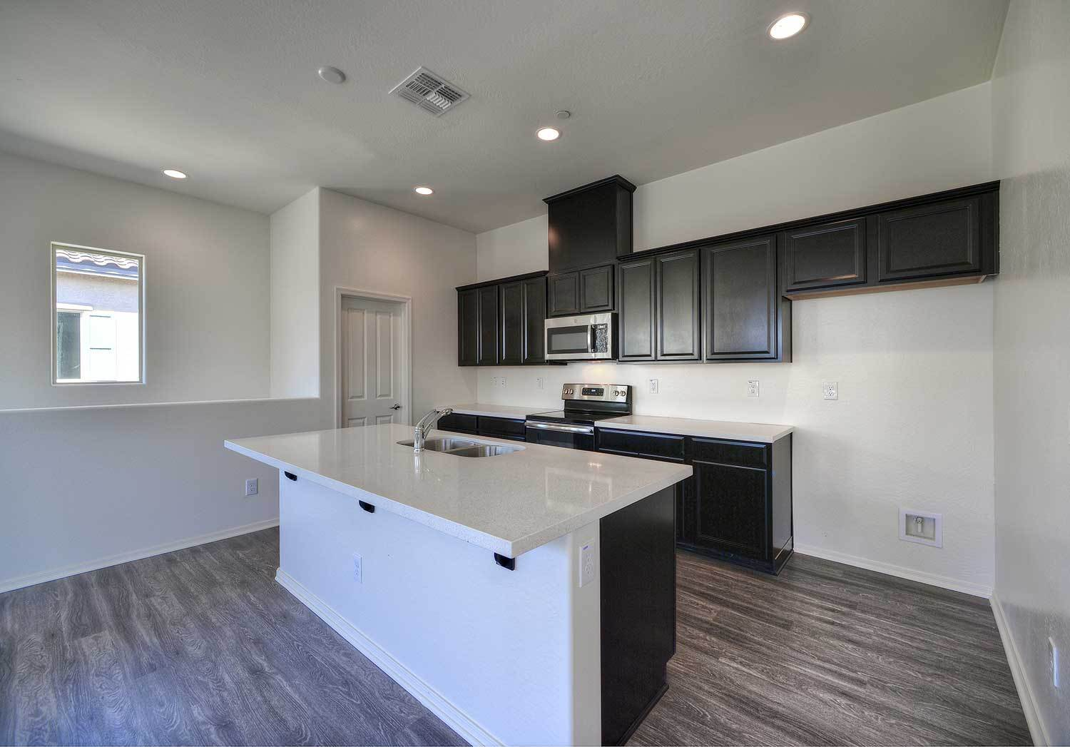 Kitchen-in-Madera-at-Villages at Rio Paseo-in-Goodyear