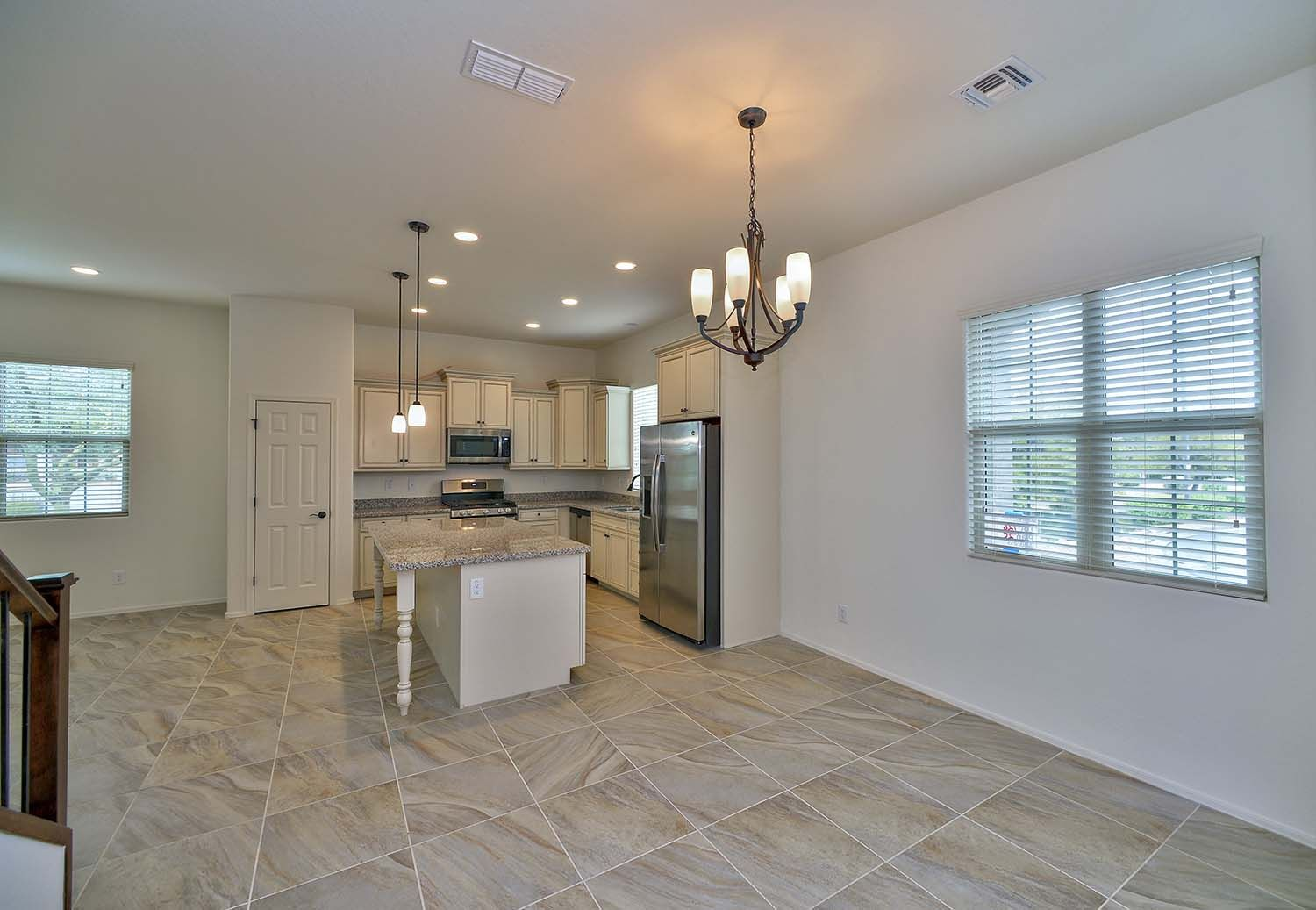 Kitchen-in-Whitmore-at-Cottages at Rio Paseo-in-Goodyear