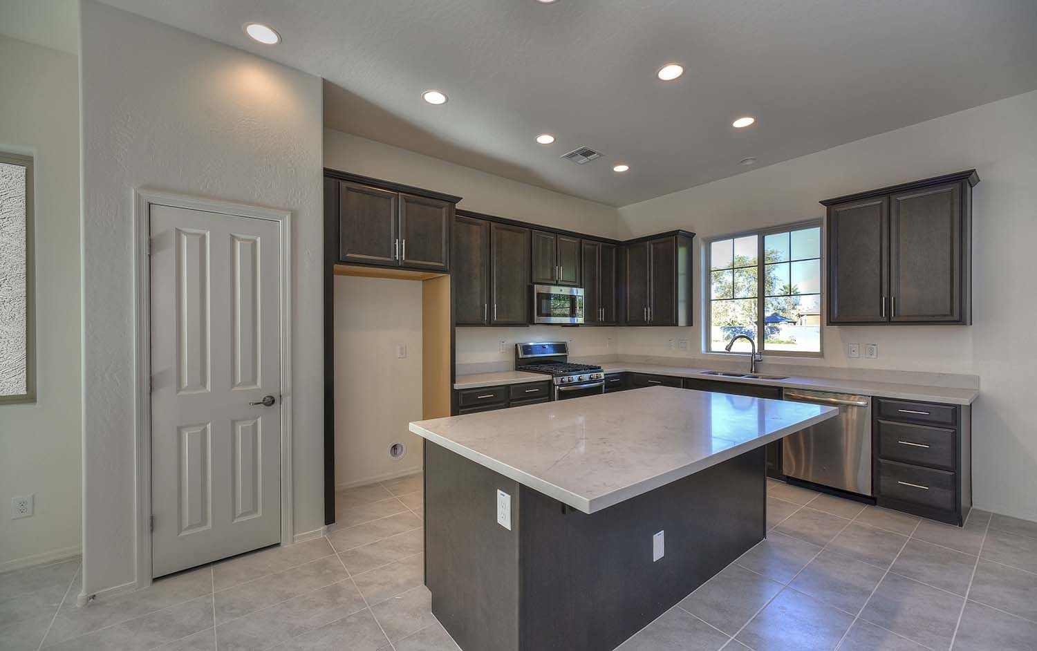 Kitchen-in-Havasu-at-Cottages at Rio Paseo-in-Goodyear