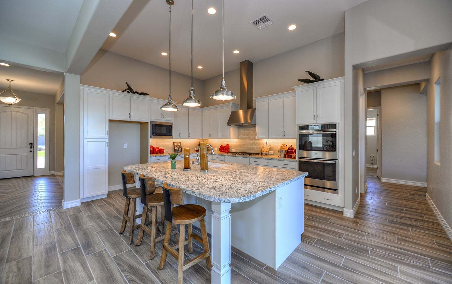 Kitchen-in-Entertainer-at-Victory at Verrado Active Adult-in-Buckeye