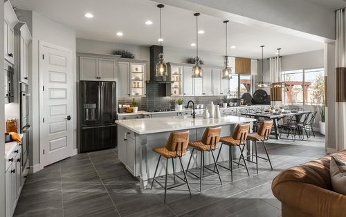 Kitchen-in-Residence 2-at-Windermere Ranch-in-Chandler