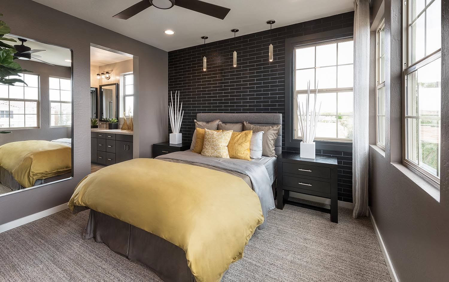 Bedroom featured in the Residence 1 By Maracay Homes in Phoenix-Mesa, AZ