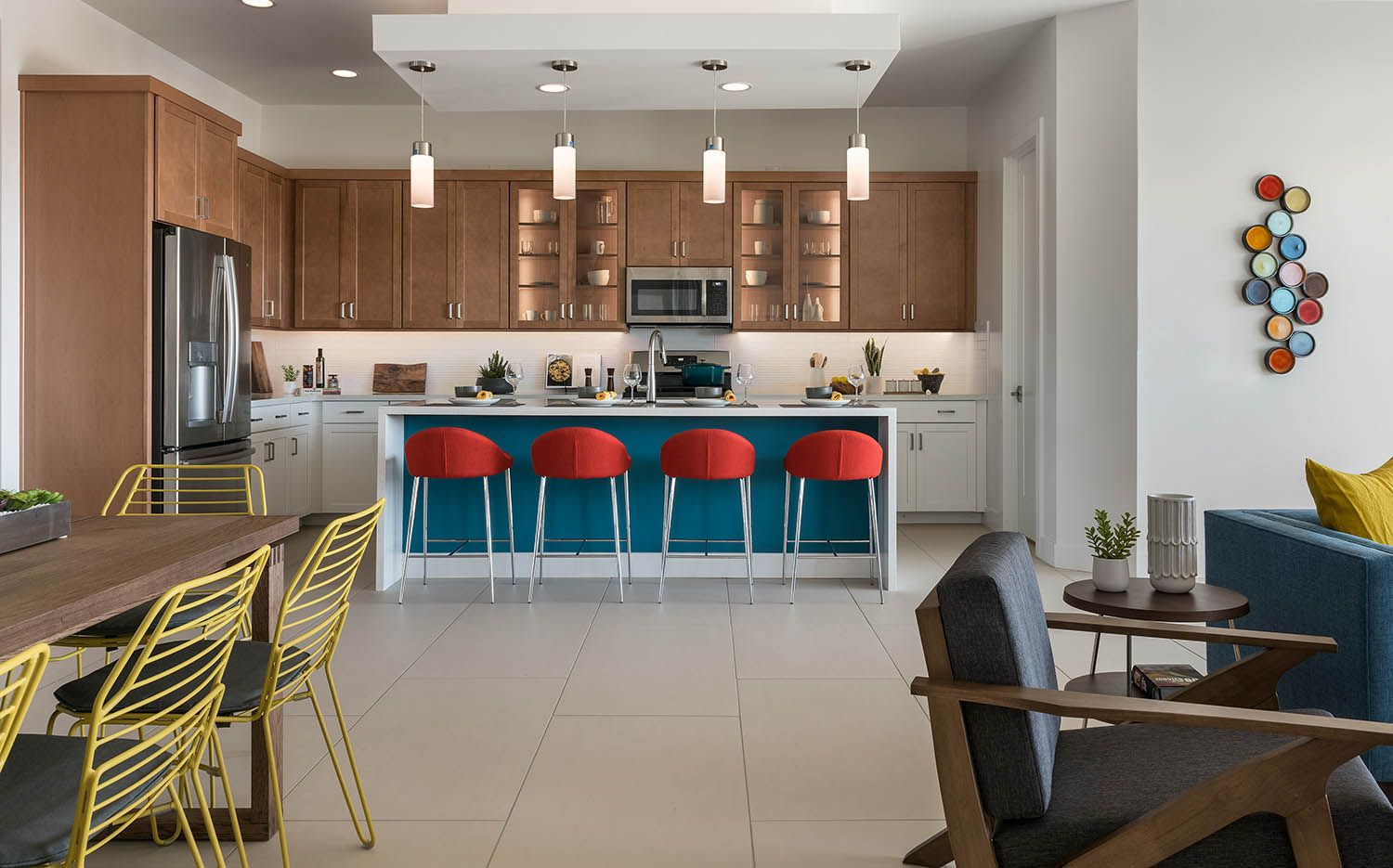 Kitchen featured in the Loma Plan 2 By Maracay Homes in Phoenix-Mesa, AZ