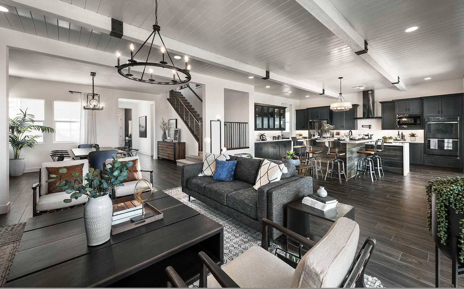Living Area featured in the Loma Plan 3 By Maracay Homes in Phoenix-Mesa, AZ
