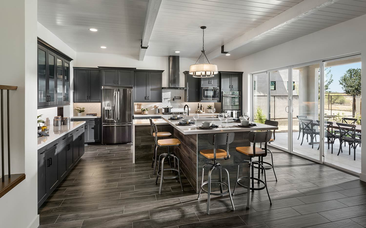 Kitchen featured in the Loma Plan 3 By Maracay Homes in Phoenix-Mesa, AZ