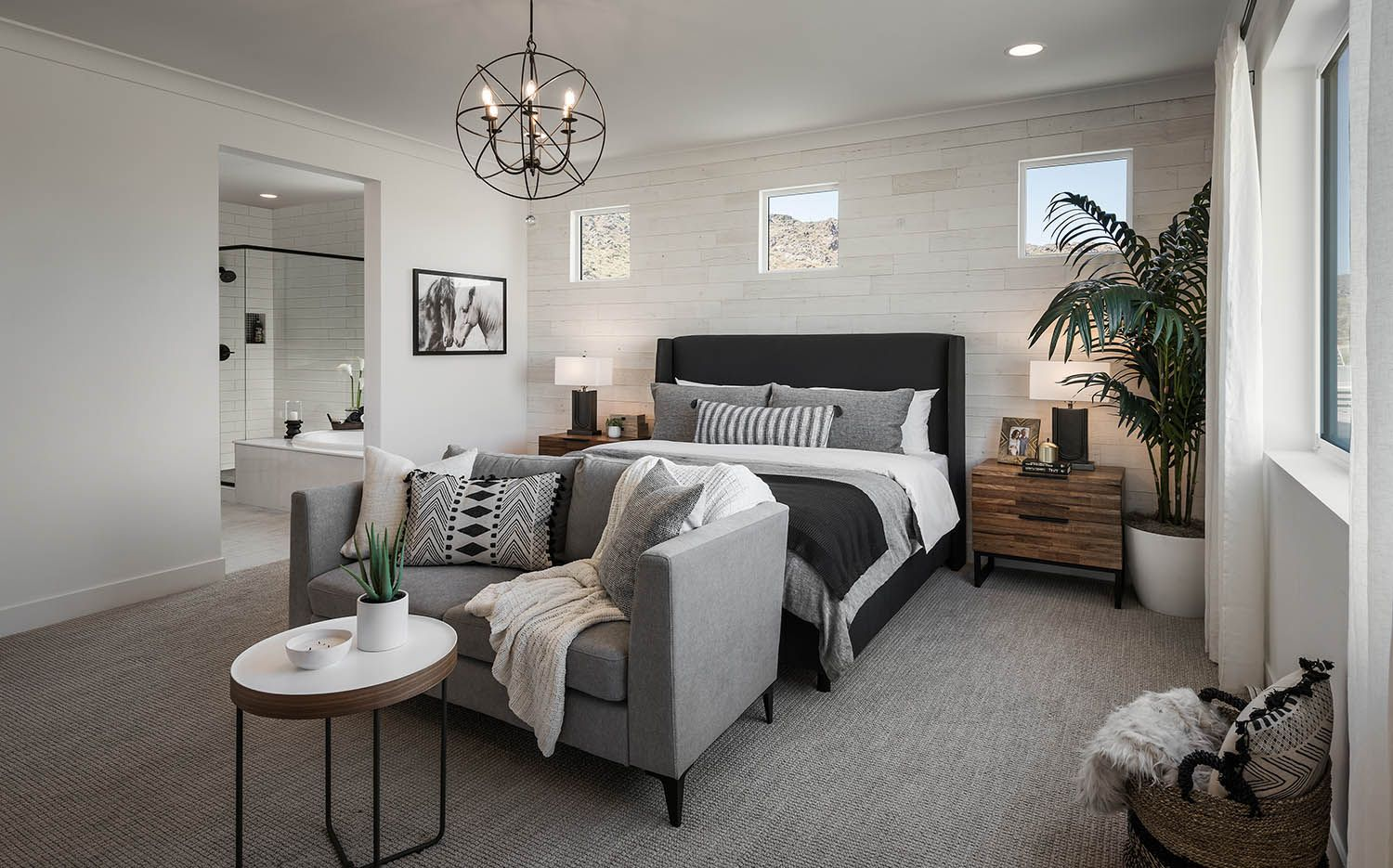 Bedroom featured in the Loma Plan 3 By Maracay Homes in Phoenix-Mesa, AZ
