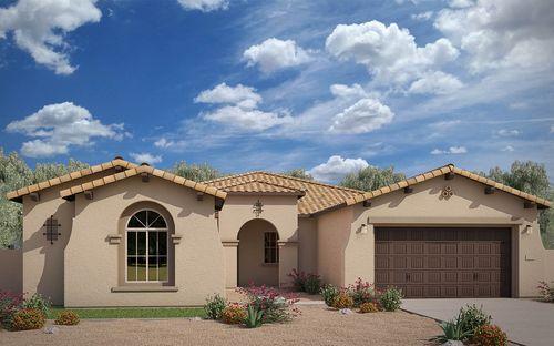 Arroyo Seco by Maracay Homes in Phoenix-Mesa Arizona