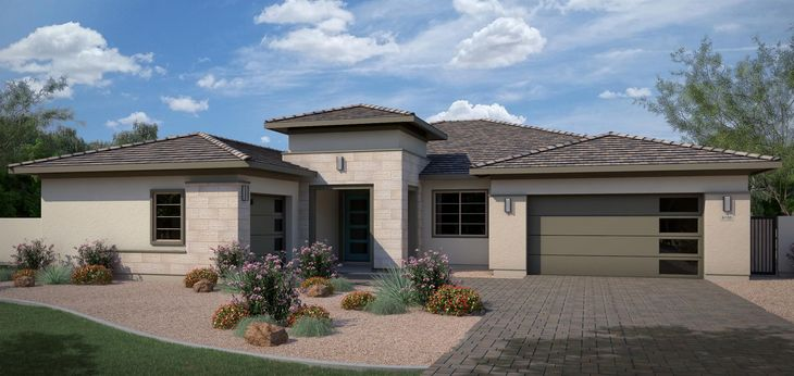 Spontaneity is built-in with unique floor plans and modern architecture.