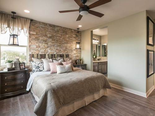 Bedroom-in-Madera-at-Villages at Rio Paseo-in-Goodyear