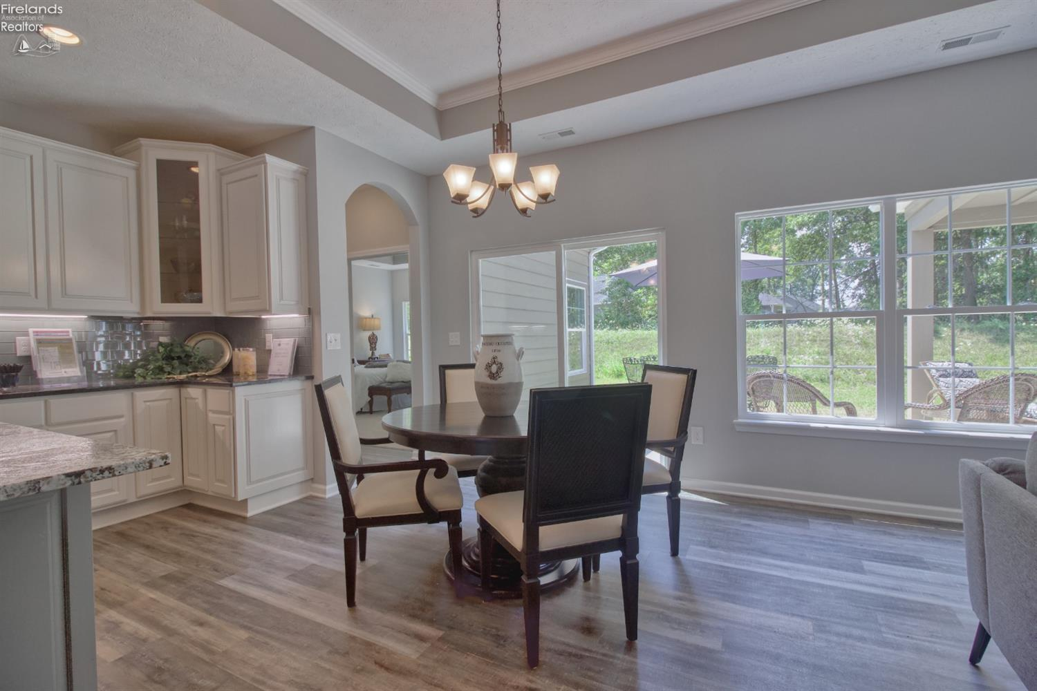 Kitchen featured in The Kimberly By Marblewood Homes in Sandusky, OH