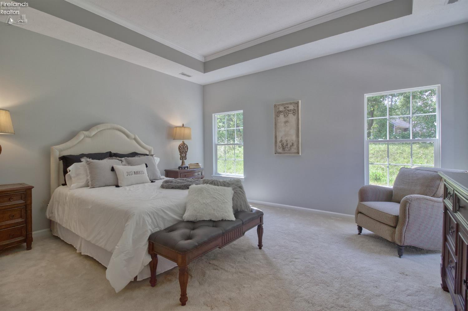 Bedroom featured in The Kimberly By Marblewood Homes in Sandusky, OH
