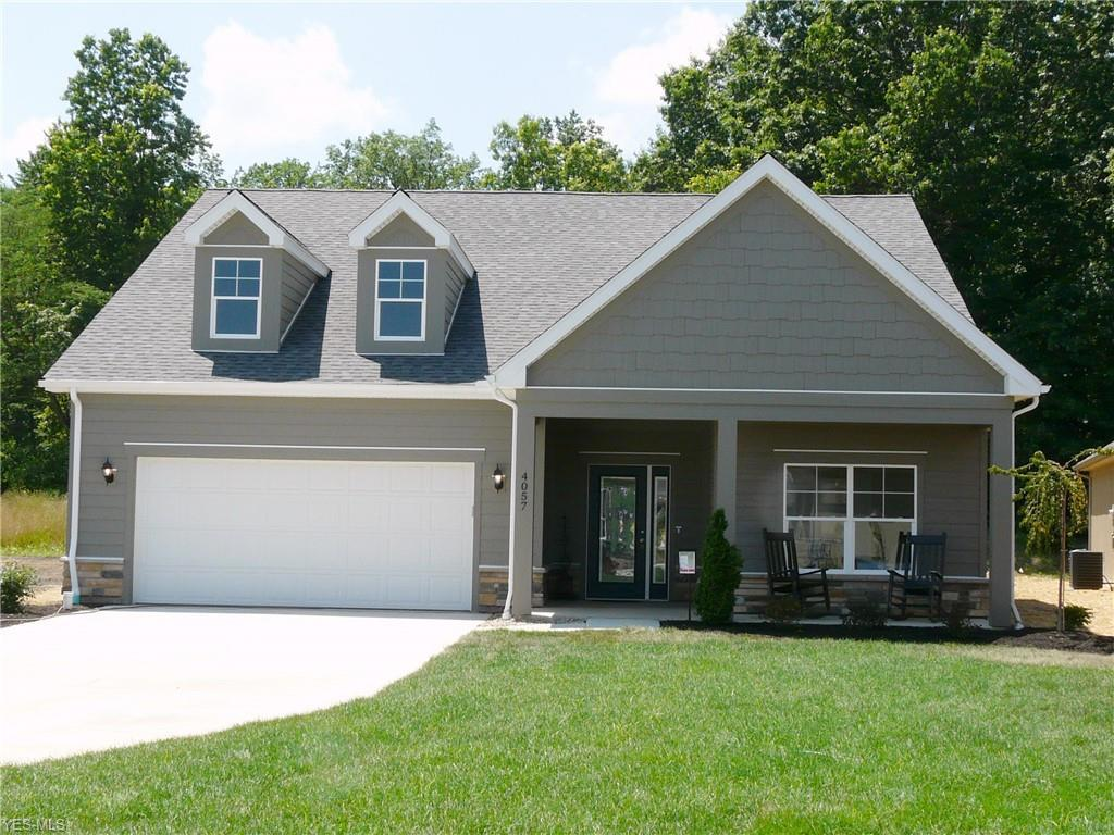 Exterior featured in The Kimberly By Marblewood Homes in Sandusky, OH