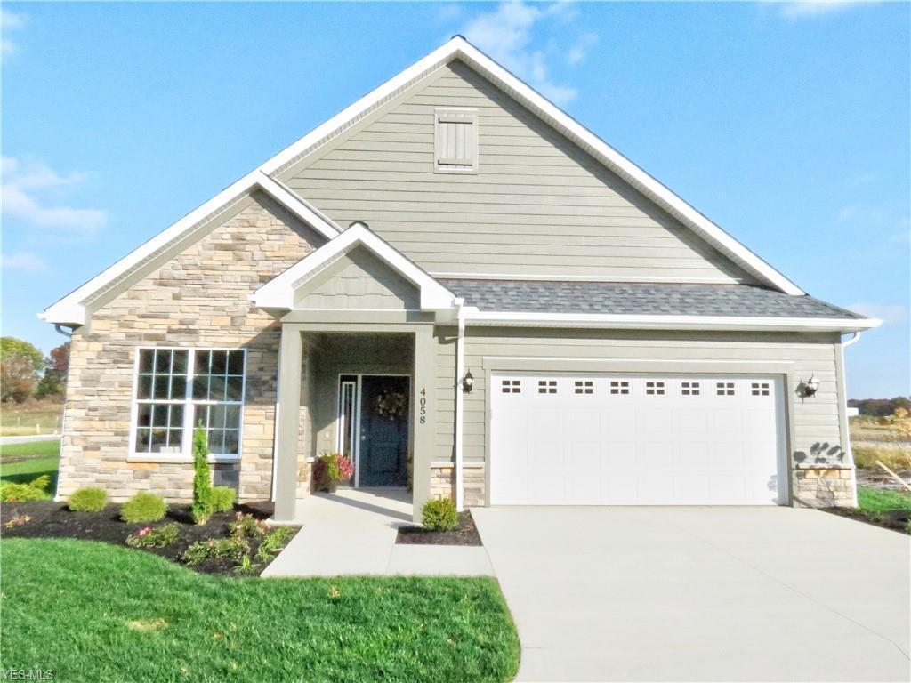 Exterior featured in The Ashley By Marblewood Homes in Sandusky, OH